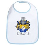 Romano Coat of Arms Bib