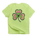 Psychedelic Shamrock Infant T-Shirt