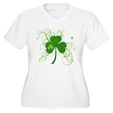 Cool St Patricks Day Shamrock T-Shirt