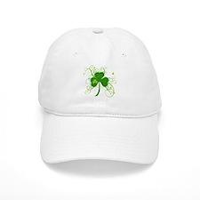 Cool St Patricks Day Shamrock Baseball Cap