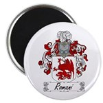 Romani Coat of Arms Magnet