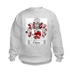 Romani Coat of Arms Kids Sweatshirt