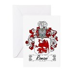 Romani Coat of Arms Greeting Cards (Pk of 10)