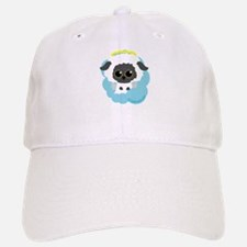 """lamb angel"" Baseball Baseball Cap"