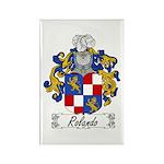 Rolando Coat of Arms Rectangle Magnet