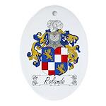 Rolando Coat of Arms Oval Ornament