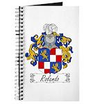 Rolando Coat of Arms Journal