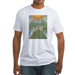 God's Love Fitted T-Shirt