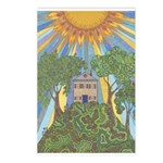 God's Love Postcards (Package of 8)