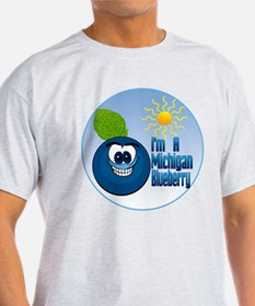 The Michigan Blueberry T-Shirt