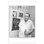 Large BUKOWSKI Poster