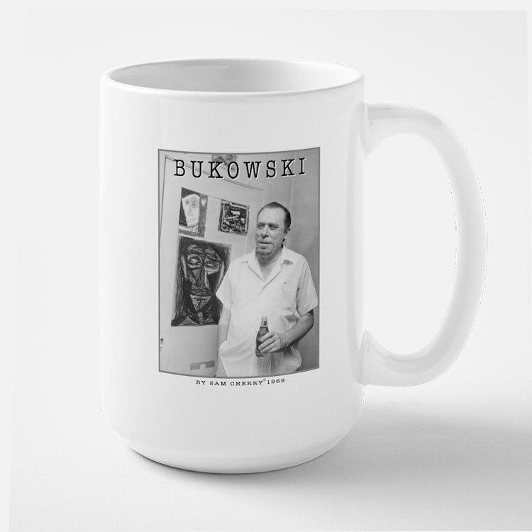 BUKOWSKI Large Mug
