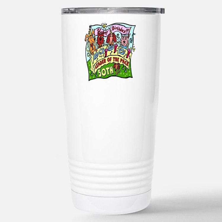 50th Birthday Travel Mug