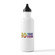 50th Birthday Water Bottle