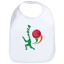 Cricket India Bib