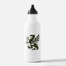 Green Gryphon Water Bottle