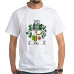 Rizzi Family Crest White T-Shirt