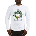 Rizzi Family Crest Long Sleeve T-Shirt