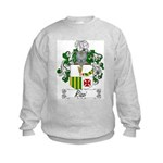 Rizzi Family Crest Kids Sweatshirt