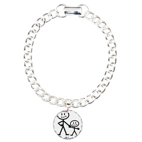 Big Sister Charm Bracelet, One Charm