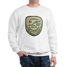 Virginia Game Warden Sweatshirt