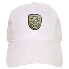 Virginia Game Warden Baseball Cap