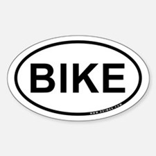 Bike Decal
