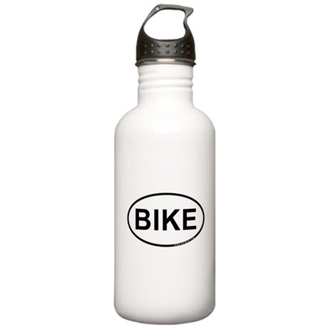 Bike Stainless Water Bottle 1.0L