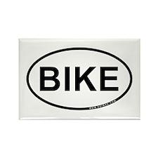 Bike Rectangle Magnet (10 pack)