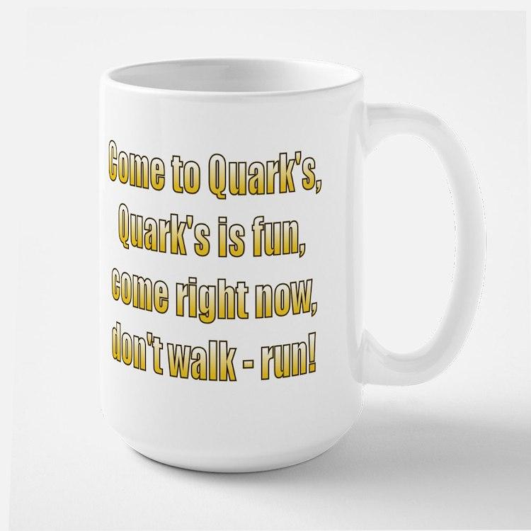 Quark's Large Mug