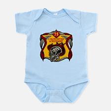 75th Birthday Infant Bodysuit