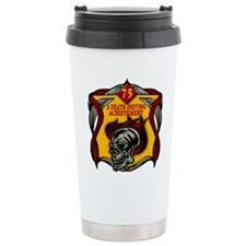 75th Birthday Travel Mug
