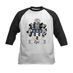 Righi Coat of Arms Kids Baseball Jersey