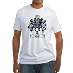 Righi Coat of Arms Fitted T-Shirt