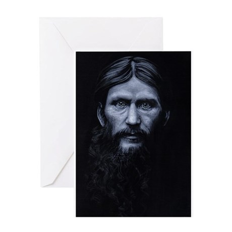 Rasputin Greeting Card