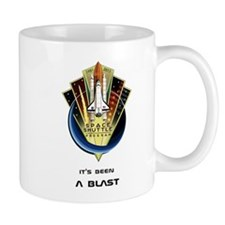 Space Shuttle 30th Anniversar Mug