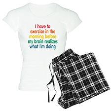 Early Morning Exercise Pajamas