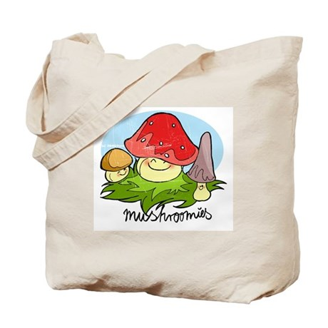 Mushroomies! Tote Bag