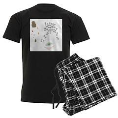 Lucky Flyball Pajamas