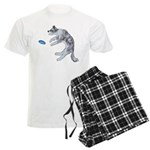 Disc Dog Missed It Men's Light Pajamas