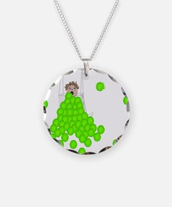 Flyball Shagger Necklace
