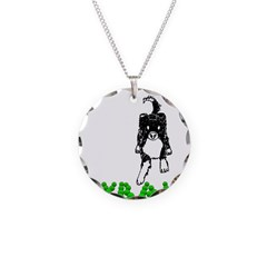 Flyball Dog Necklace