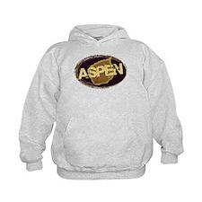 Aspen Coffee Logo Hoodie