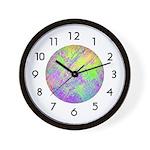 PLANETARY SERIES:  Mars Infrared W. Clock