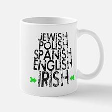 I Rish Mug