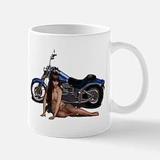Bike and Babe Mug