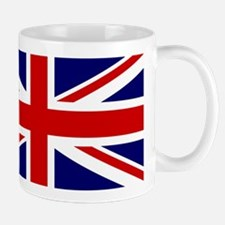 British England Flag Small Small Mug