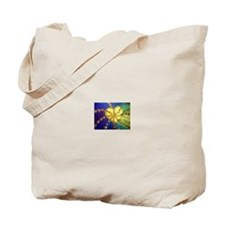 Life Flow Tote Bag