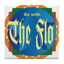 The Flo Tile Coaster
