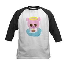 """Piggy Angel"" Tee"